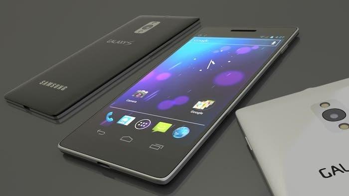 Concepto de Samsung Galaxy SIV