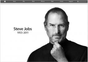 Steve Jobs en iTunes