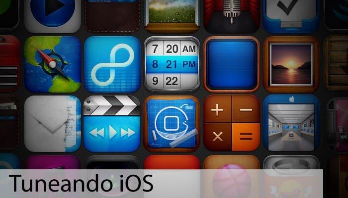 Tuneando iOS y SBSettings