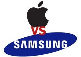 Imagend e Apple contra Samsung