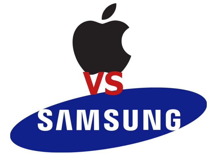 Imagend e Apple contra Samsung