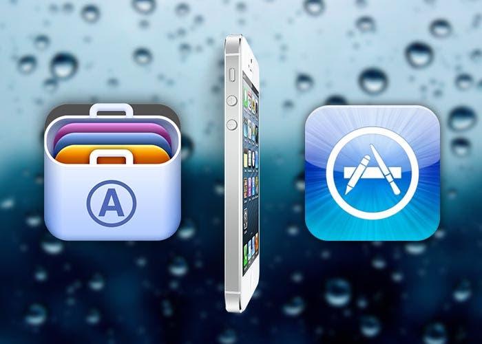 Lista de AppShopper en tiempo real de aplicaciones listas para el iPhone 5