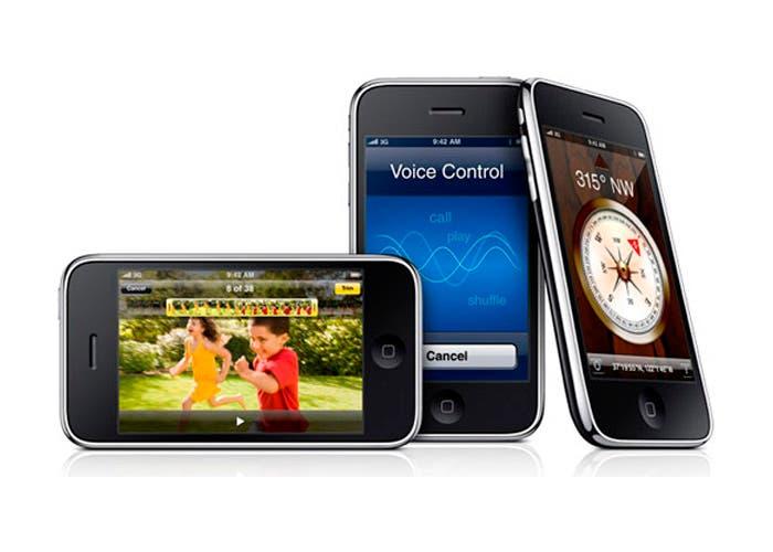 El iPhone 3GS se despide