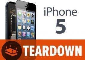 Teardown del nuevo iPhone 5