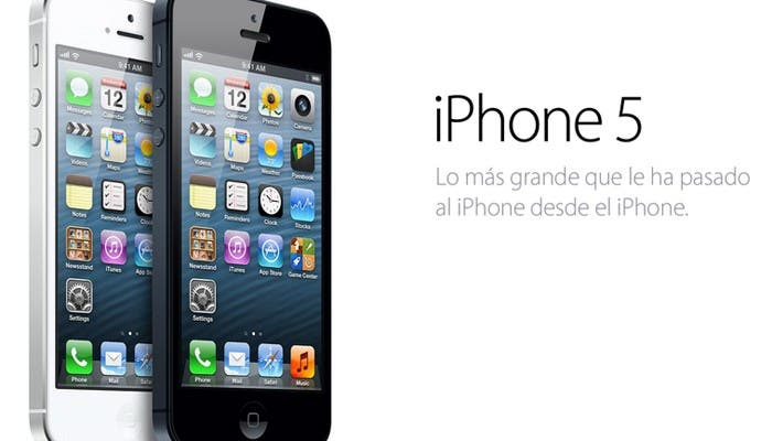 Ya está a la venta el iPhone 5