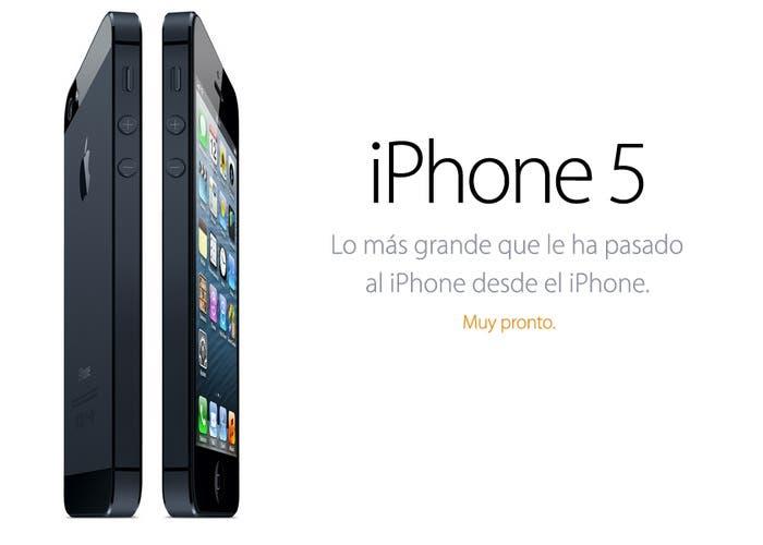 El iPhone 5 estrella de la Keynote