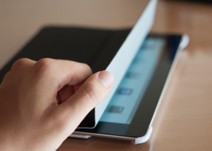 Experiencia de uso del iPad