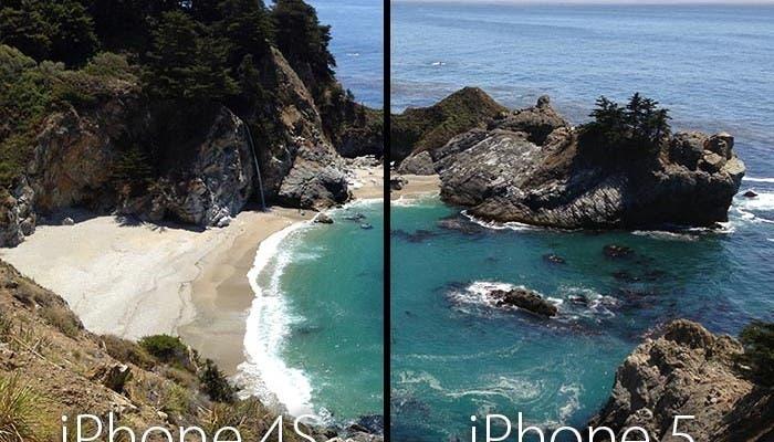 La cámara del iPhone 4S y 5 cara a cara
