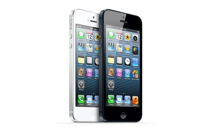 Pre-venta del iPhone 5 agotada