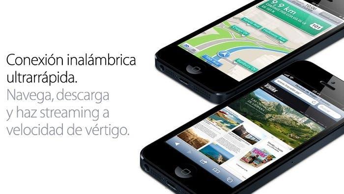 Conexión LTE en el iPhone 5
