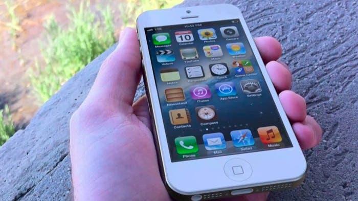 Análisis de la pantalla del iPhone 5