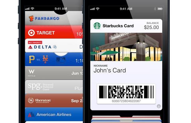 Passbook en iPhone 5