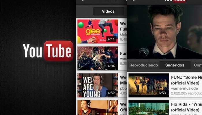 YouTube para iOS se adelanta a la Keynote