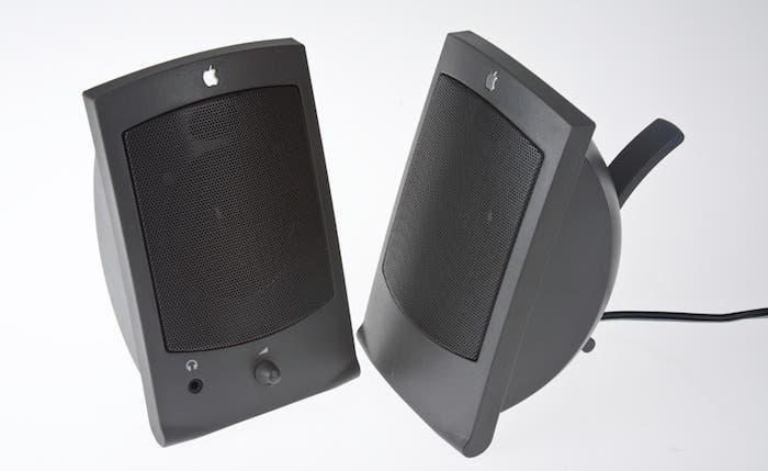 Apple Vintage |Apple Design Powered Speakers