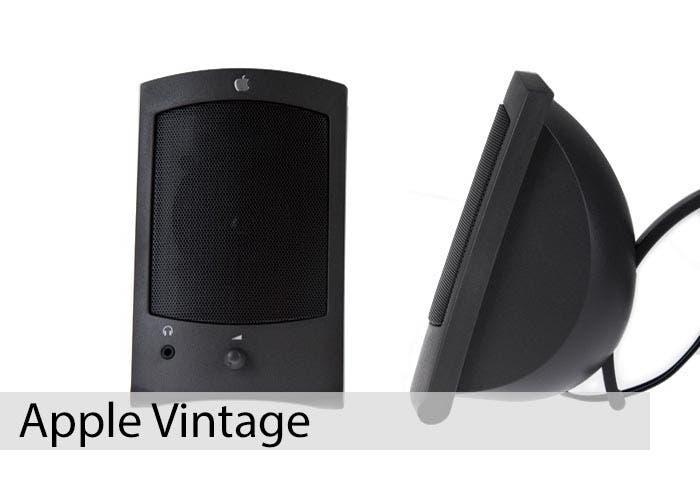 Altavoces de Apple Apple Design Powered Speakers II