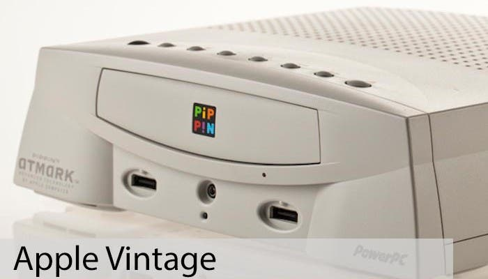 Bandai Pippin, videoconsola de Apple