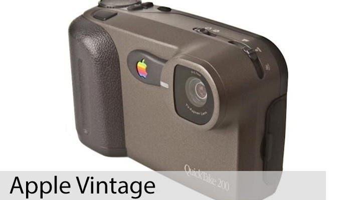 Cámara Fotos Apple Quicktake 200