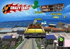 Crazy Taxi te convertirá en el taxista más loco de California