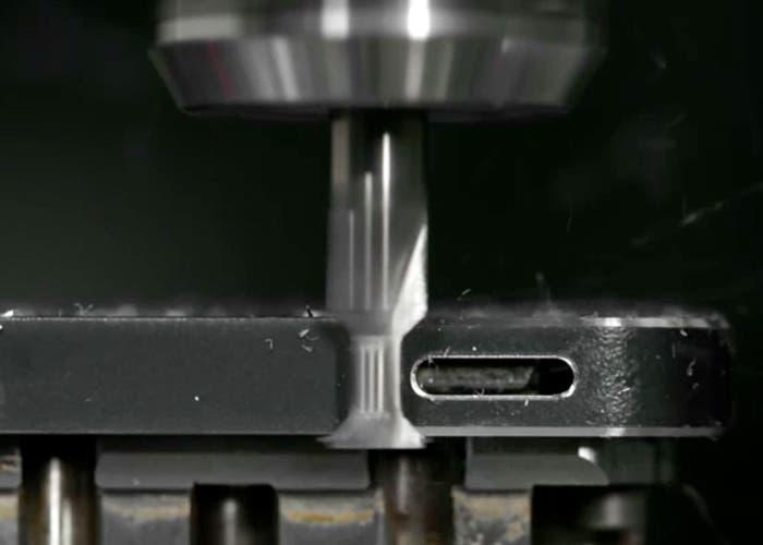 Proceso de fabricación del nuevo iPhone 5