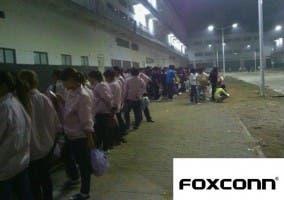 Desmentida huelga en fábricas chinas de Foxconn