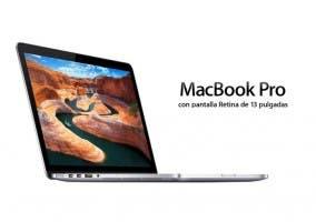 Probando el nuevo macBook Pro