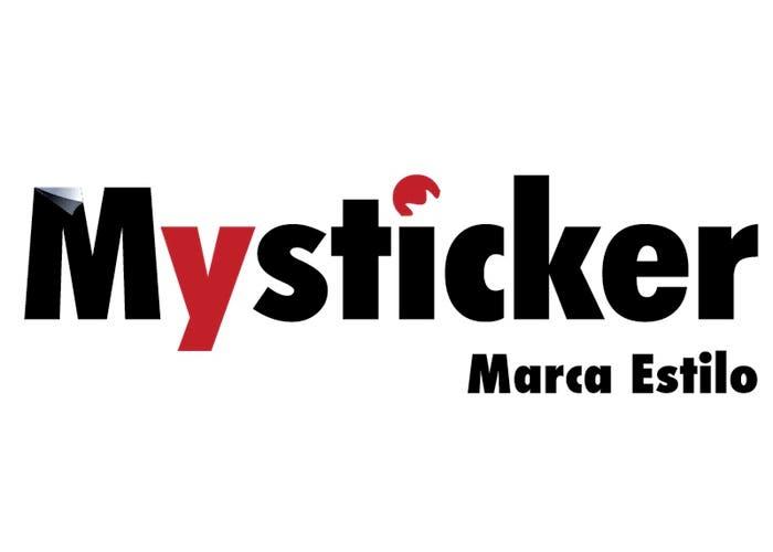 Logo de MyStiker