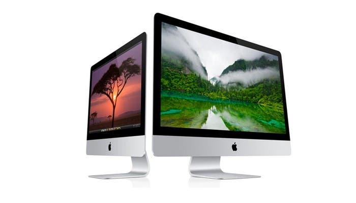 Dos nuevos iMac