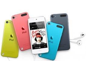 La nueva gama iPod ya disponible