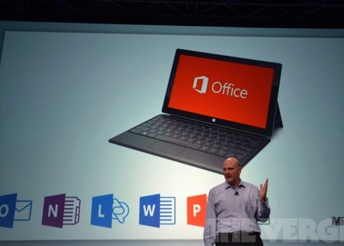 Office 2013 para iOS y Android disponible a partir de Marzo de 2013