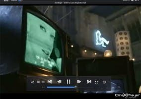 Reproductor CineXPlayer para iPad