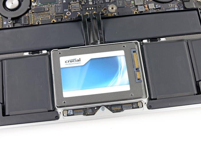 iFixit destripa el nuevo MacBook Pro con pantalla Retina, 13 pulgadas mejor aprovechadas que nunca