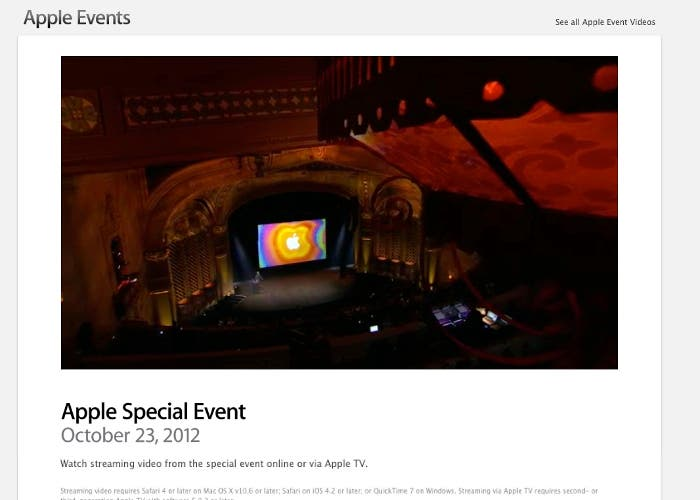 We've little more to show you keynote