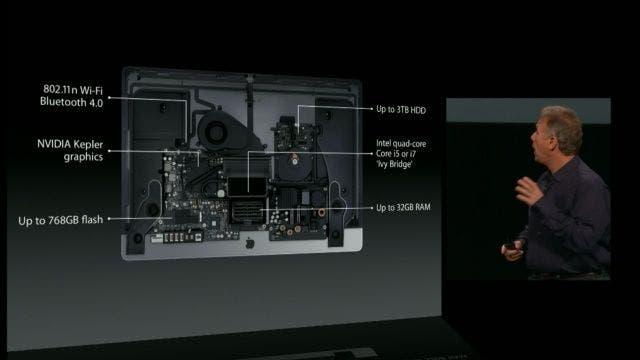 El nuevo iMac de Apple, el más fino hasta la fecha
