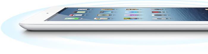 Puede que el nuevo iPad adquiera el chip 4G LTE que incorpora el iPhone5