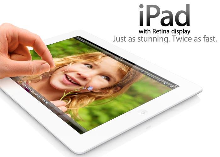 Nueva generación de iPad
