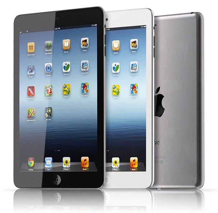 Aspecto que podría presentar el nuevo iPad mini