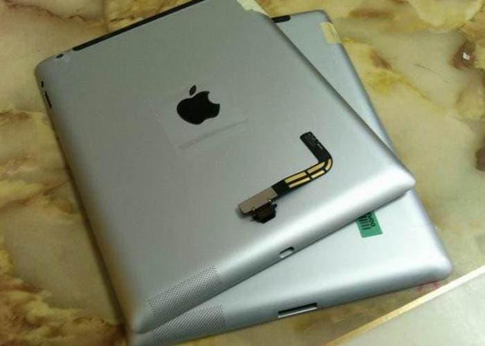 ¿Puede ser este el iPad con conector Lighting?