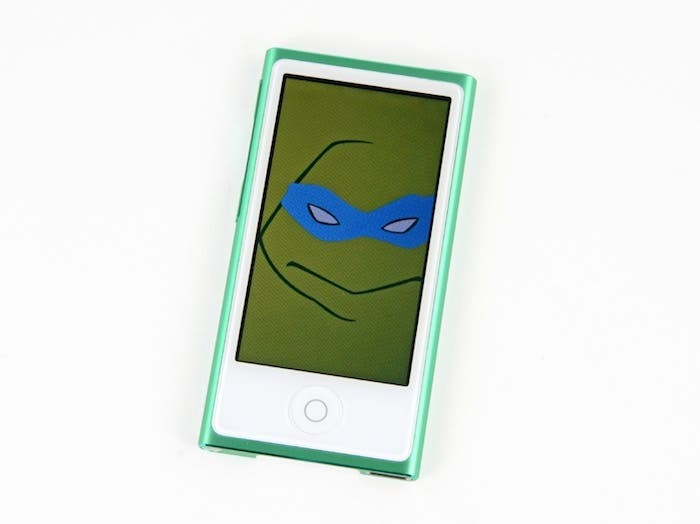 Botón Home redondo del iPod nano 7G
