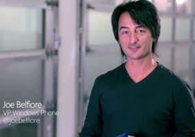 Joe Belfiore, ejecutivo manager del equipo de desarrollo de Windows Phone