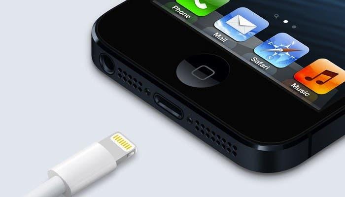 El nuevo conector del iPhone 5