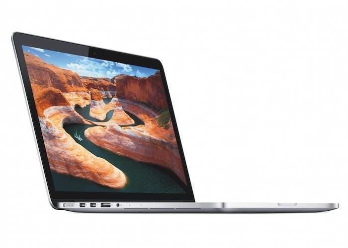 """MacBook Pro con pantalla Retina de 13"""""""