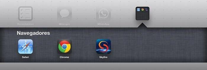 Aplicaciones temáticas para iPad, navegadores