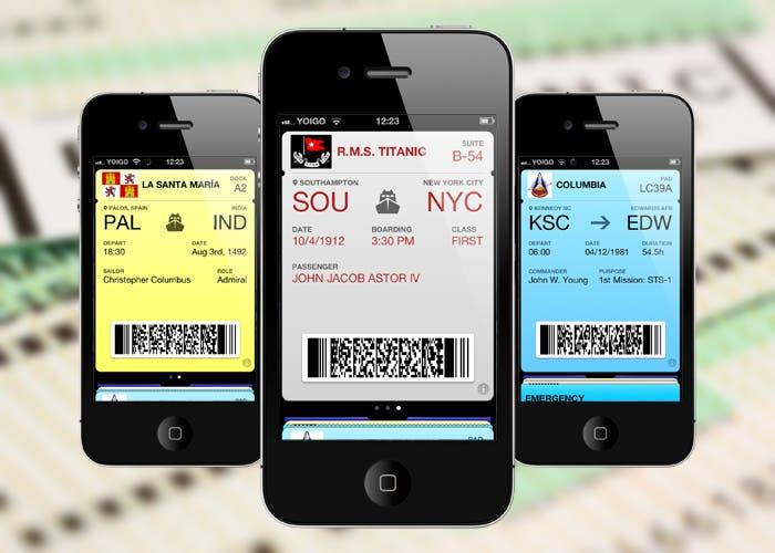 Passbook, una aplicación que simplificará nuestra vida en un futuro no muy lejano