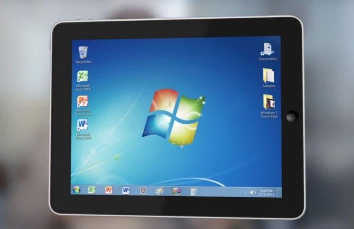 Control remoto para iPad