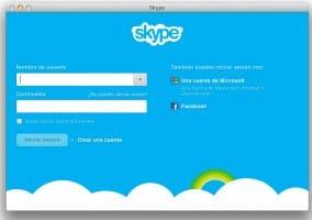 Actualización de Skype para Mac