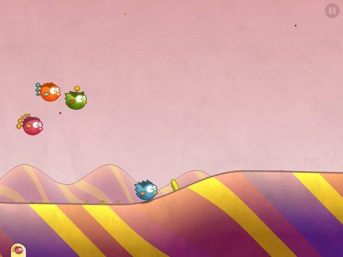 Tiny Wings para iOS