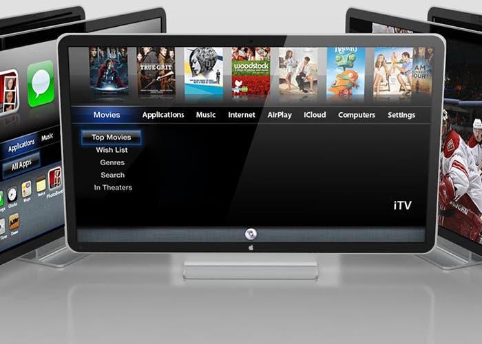 Concepto de iTV