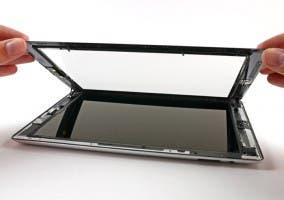El nuevo iPad desmontado