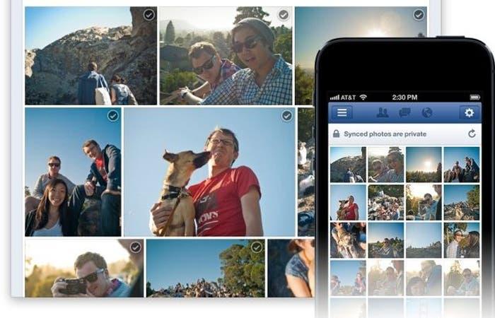 Aplicación de Facebok para iOS