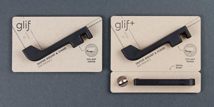 Soporte Glif para iPhone 5